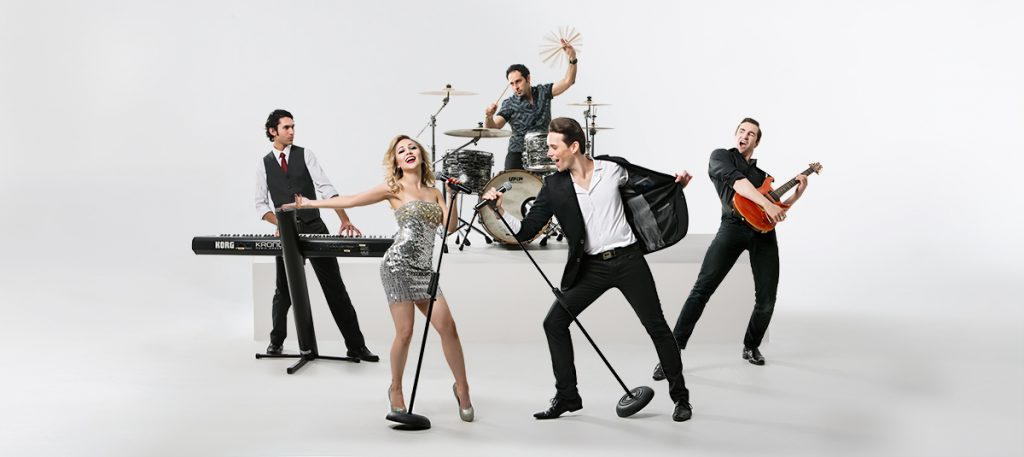 Stereostars-corporate-cover-band-Melboourne for events